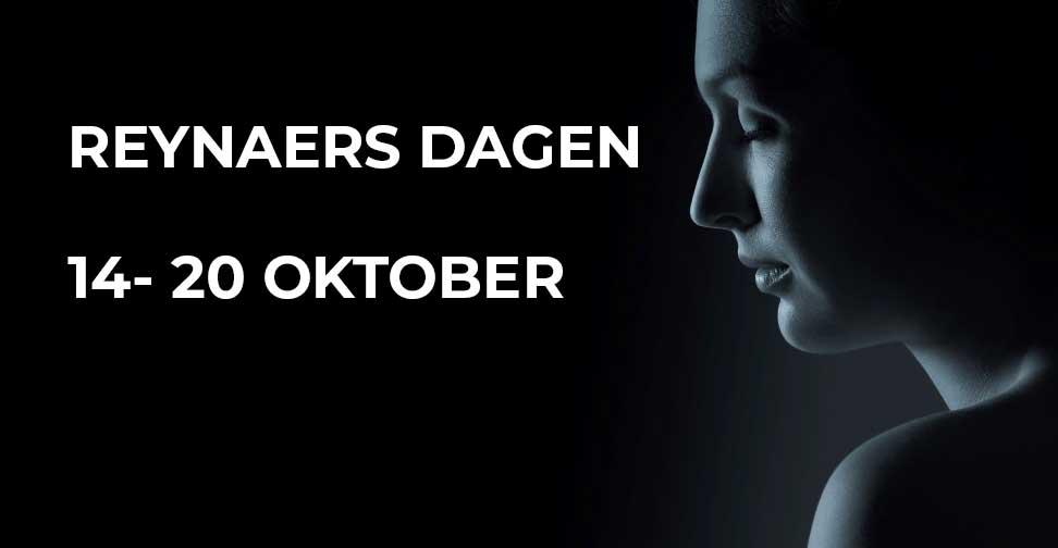 REYNAERS DAGEN: 14 – 20 oktober