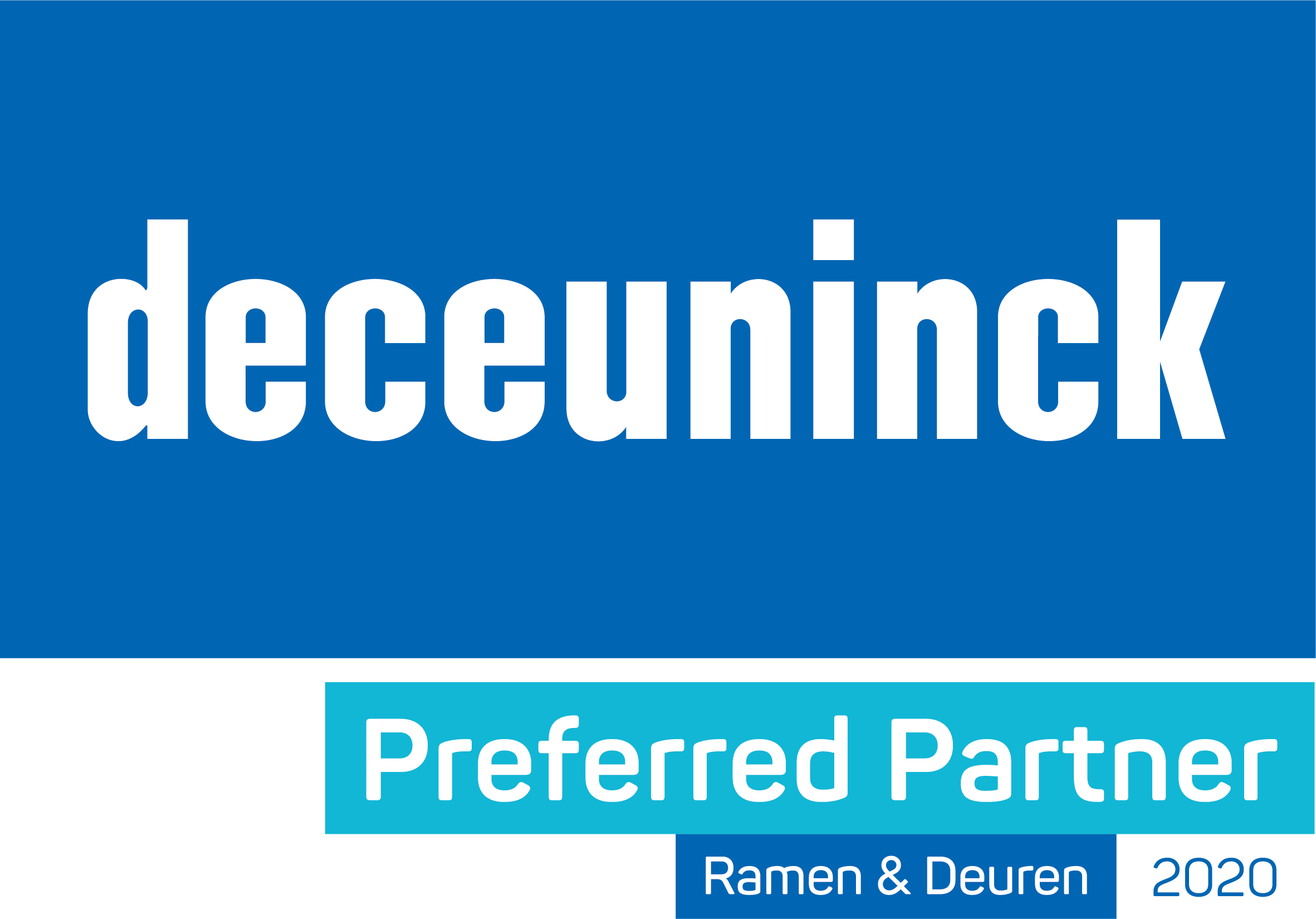 Deceuninck Preferred Partner